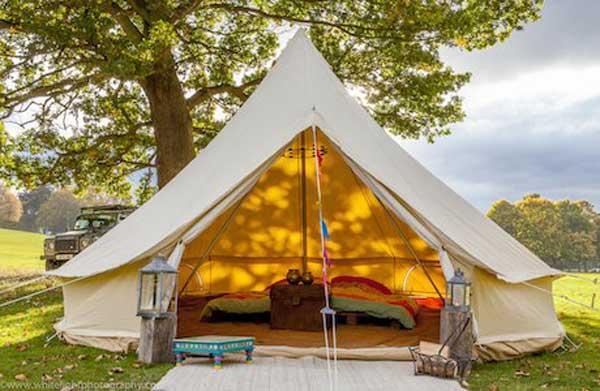Tente chapiteau  - Bell Tent