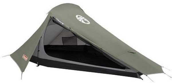 Tente 2 personnes double toit