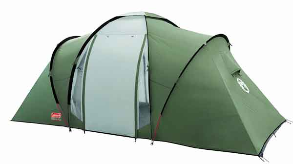 Tente 4 places Coleman Ridgeline