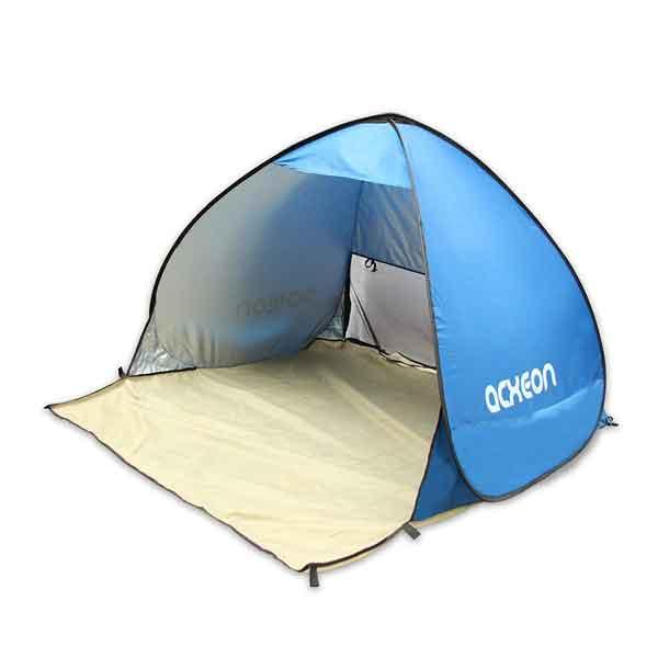 Tente de plage pour 2 à 3 personnes