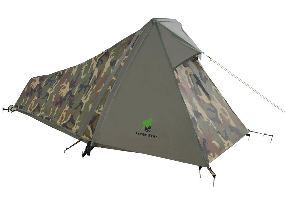 tente pour trekking 1 personne