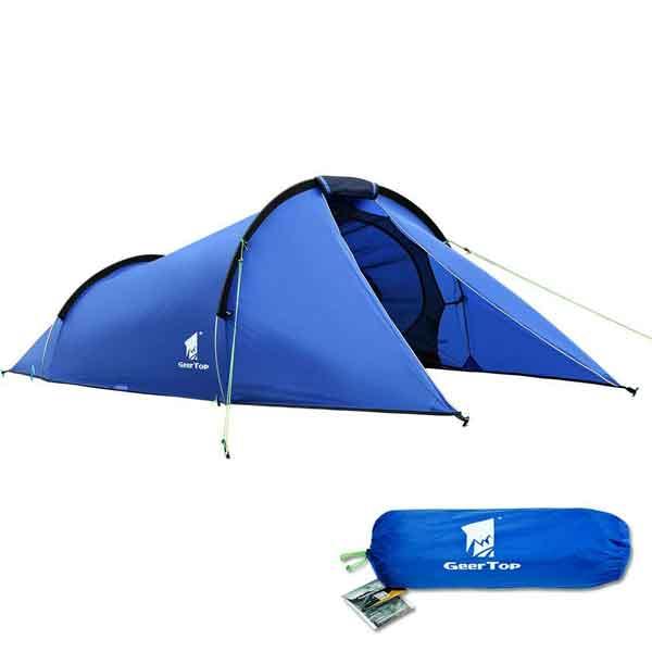 Tente trekking pour deux