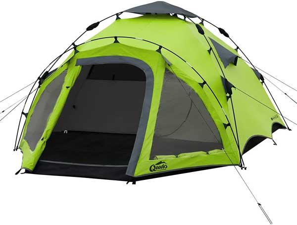 Tente 1 chambre pour 3 personnes