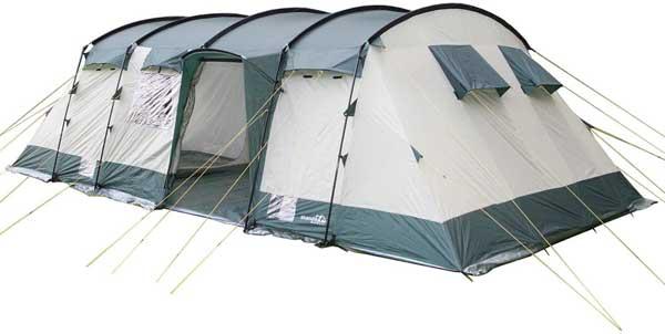 Grande tente familiale 12 personnes