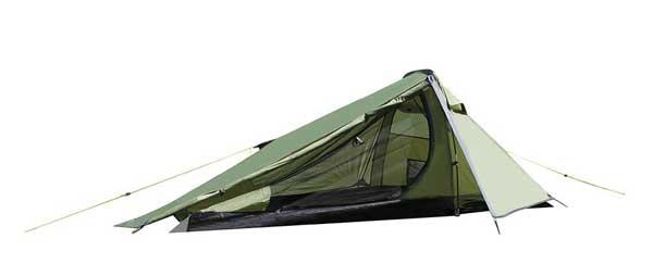 Tente Andake 1 personne Yellowstone